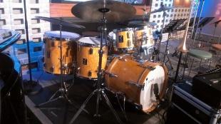 Sonor Lite Big Band set up 1